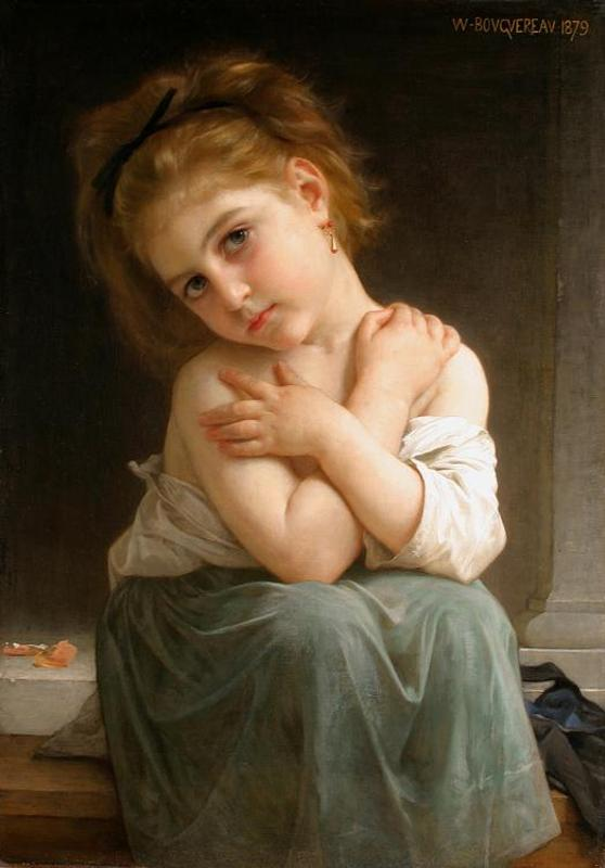 the elder sister by william bouguereau essay