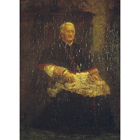 Archbishop James Frederick Wood