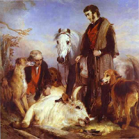 Death of the Wild Bull
