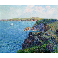 A Cove at Sevignies