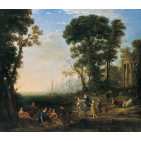 Coast Scene with Europa and the Bull