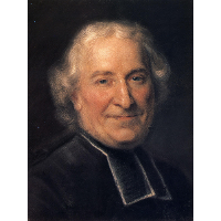 Abbot  Claude Charles Deschamps