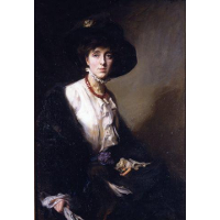 Portrait of Vita Sackville-West