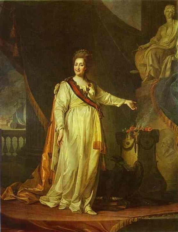 catherine ii and russias history