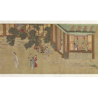 Spring Morning in the Han Palace (View C)