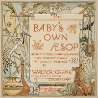 Title page of Baby's Own Aesop