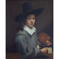 Self-Portrait as a Boy