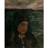 Old Woman of Brittany