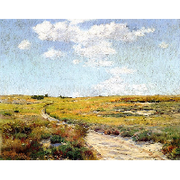 A Sunny Afternoon, Shinnecock Hills