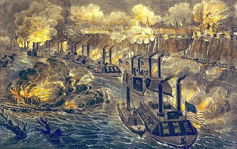 the battles of vicksburg