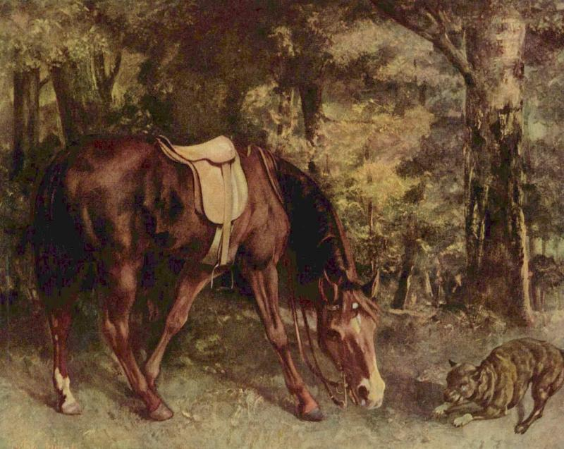 an analysis of the painting hunting dogs by jean dsir gustave courbet An analysis of the painting hunting dogs by jean desire an analysis of the painting hunting dogs by jean desire gustave courbet she determines very immaturely.