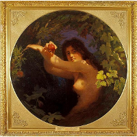 Eve with a Pomegranate