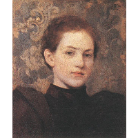 Portrait of Kriesch Laura