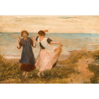 Girls Dancing, a Pastoral Symphony