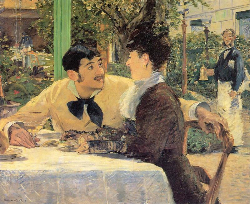 an introduction to manet and his influence on impressionism