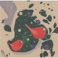 Animal motif for a picture book