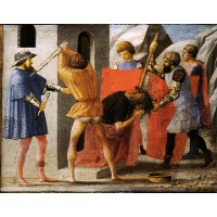 Martyrdom of San Giovanni Battista