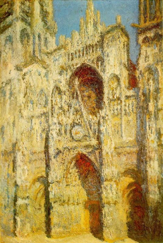 an analysis of claude monets artistic development in la japonaise and rouen cathedral Claude monet essay examples an analysis of claude monet's artistic development in la japonaise and rouen cathedral 665 words.