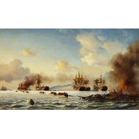 The Battle of Grand Port