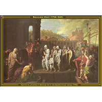 Agrippine Landing at Brundisium with the Ashes of Germanicus