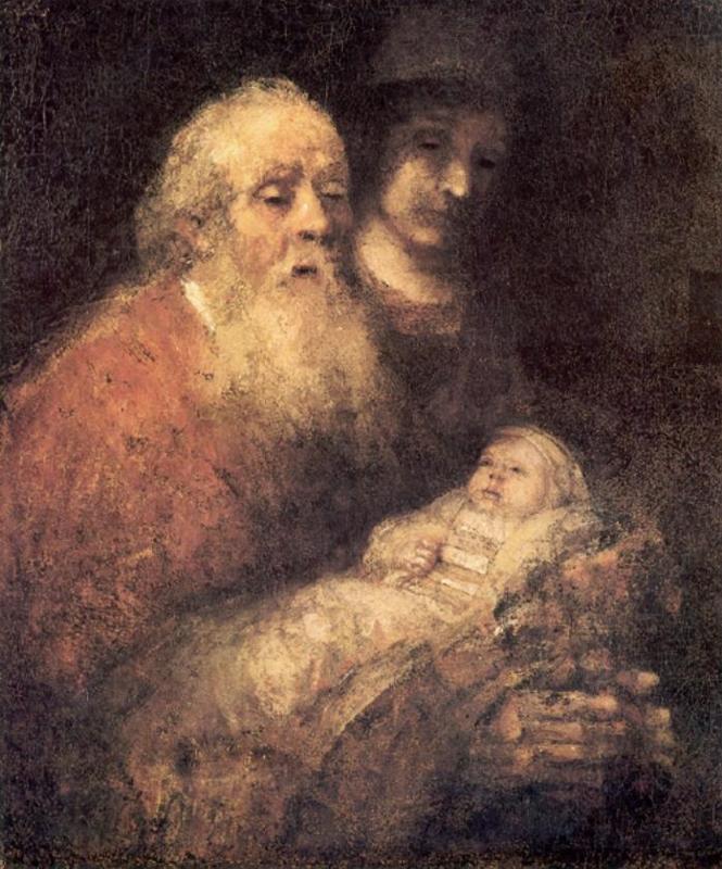 эгина рембрандт картина фото детей