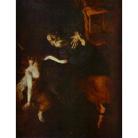 The Deliverence of St. Peter from Prison