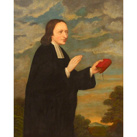 A Young John Wesley (1703–1791), Preaching