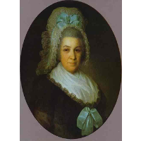 Portrait of an Unknown Lady in a White Cap
