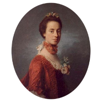 Mary Digges (1737-1829) Lady Robert Manners
