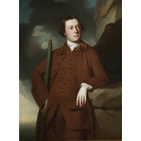 Abraham Rawlinson (1738–1803), MP, of Ellel Hall, near Lancaster