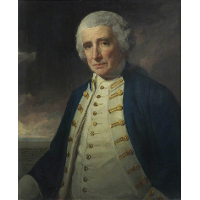Admiral John Forbes (1714–1796)