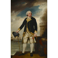 Admiral Sir Francis Geary (1709–1796)
