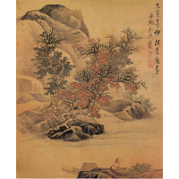 Landscape after Li Tang
