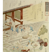 EIGHTEEN OLD ADDAGES, TAKING GIFTS TO THE TEMPLE