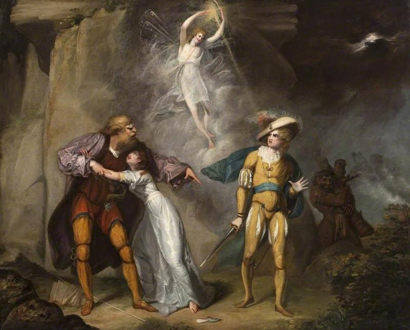 an analysis of the character of ferdinand ariel and prospero in the tempest by william shakespeare Want to know more about ariel in the tempest this character analysis reveals the major qualities of shakespeare's most magical spirit.