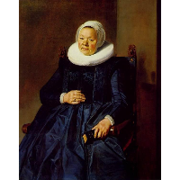 Portait of a woman