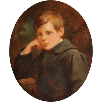 Arthur Clutton-Brock, Aged 10