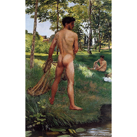 The Fisherman with a Net