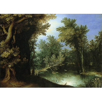 Landscape with a Marsh