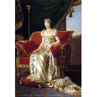 Portrait of Pauline Bonaparte
