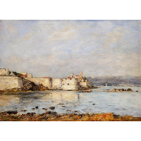 Antibes, the Fortifications