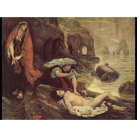 The Finding of Don Juan by Haidee