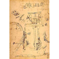 Sketches of the machines