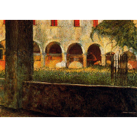 Cloister of S. Onofrio