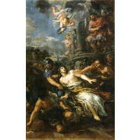 Martyrdom of Saint Lawrence