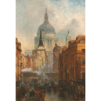 Ludgate, Evening