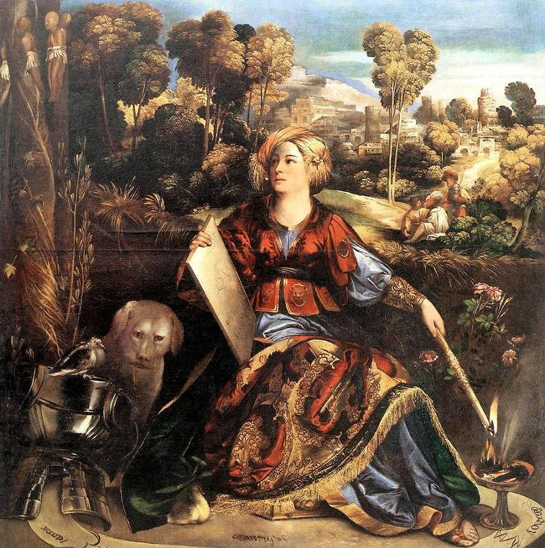 the nature of women portrayed by circe and calypso