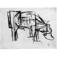 Composition (The Cow)