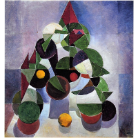 Composition I (Still life)