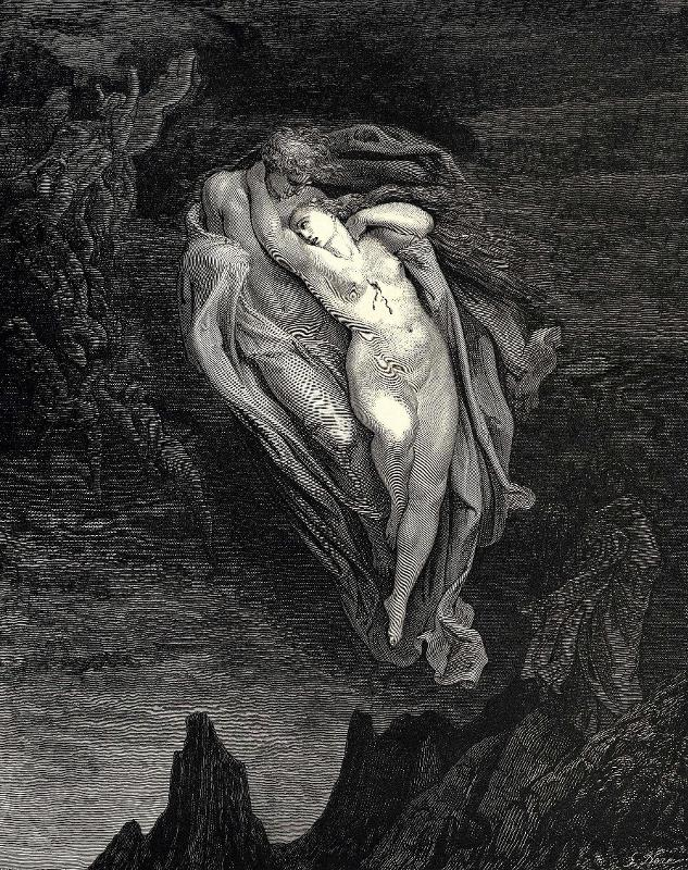 dantes and miltons hell Religious themes often make their way into historic and literary works this sample essay explores the portrayal of satan in dante's and milton's works.